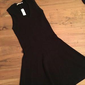 Loft Black Sweater Dress New w/ Tags!